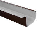Central Aluminum Supply Box Gutter